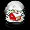 Christmas house 256