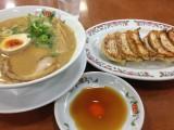 王将の餃子とラーメン-時事戯言!炎症性腸疾患(クローン病)