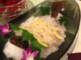 大連海鮮料理ヒラメの刺身-時事戯言!炎症性腸疾患(クローン病)