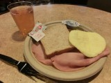 COMFORT SUITES朝食