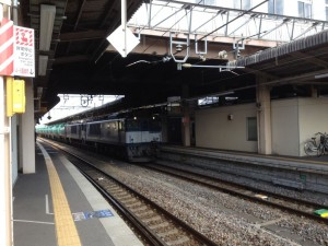 塩尻駅-時事戯言!炎症性腸疾患(クローン病)