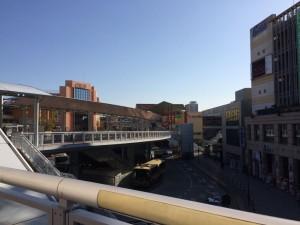 海老名駅前