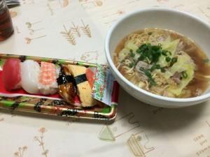 寿司とラーメン-時事戯言!炎症性腸疾患(クローン病)