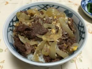 牛丼-時事戯言!炎症性腸疾患(クローン病)