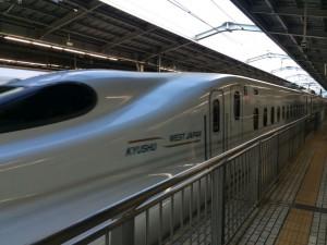 新幹線みずほ