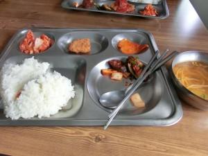 韓国社員食堂