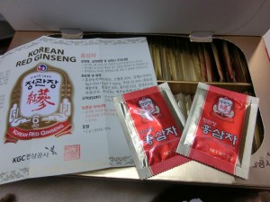 紅参茶-時事戯言!炎症性腸疾患(クローン病)