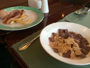フラミンゴホテル朝食