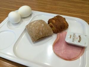 スーパーホテル朝食-時事戯言!炎症性腸疾患(クローン病)