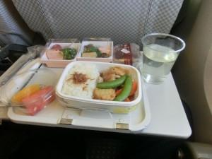 JAL機内食