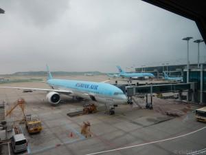 仁川国際空港 大韓航空
