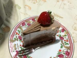 節分ケーキ