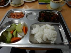 ベトナムでの昼食
