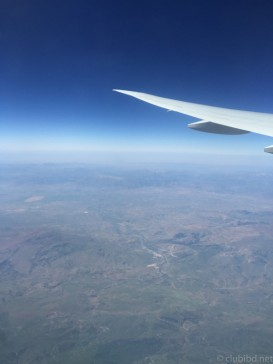 UAE上空