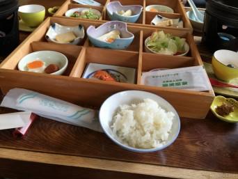 瀬美温泉朝食