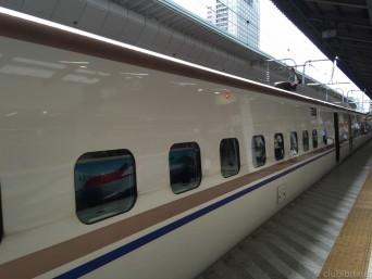 かがやき@東京駅