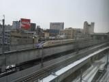 アパホテルから北陸新幹線