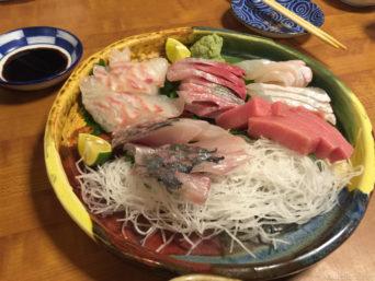 福寿司刺身
