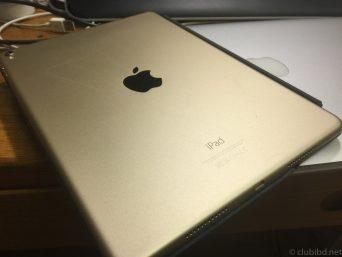 iPad pro 9.7インチ ゴールド