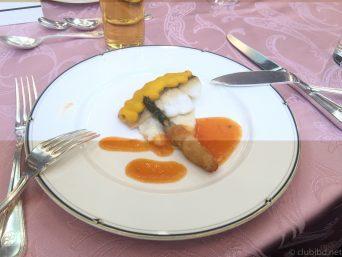 ホテル日航フランス料理