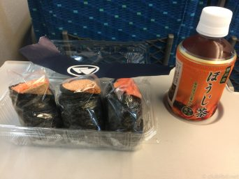 新大阪駅菊太屋米穀店おにぎり