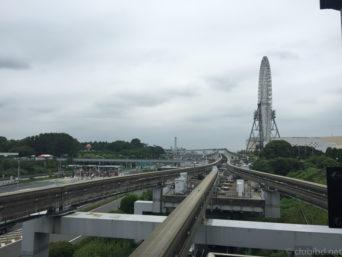 大阪モノレール万博記念公園