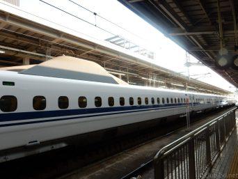 のぞみ-新大阪駅