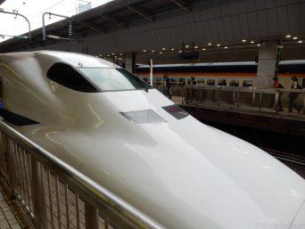 のぞみ-東京駅