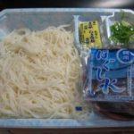 そうめんを食べる-クローン病患者の食事