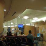 診察日で北野病院へ行きました。とりあえず手術は回避かな-通院090902