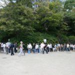 大阪城へ遊びに行きました-クローン病 日常090923