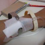 レミケード4回目投与のために病院へ行く-クローン病 通院090929