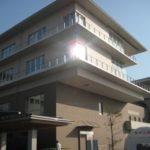 近江八幡市立総合医療センターへお見舞い