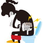 夜中の下痢と明け方の腹痛-クローン病の初期症状もある。