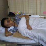 無事に一般病棟へ移動-クローン病 手術070416