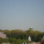 レミケード翌日は好調!大阪城公園へお花見へ行く-クローン病活動100403