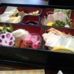 下痢だけどお食事会で幕の内弁当-クローン病 食事101110