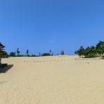 鳥取県旅行で砂丘と戯れる(1日目)-クローン病旅行110811