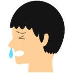クローン病患者の風邪