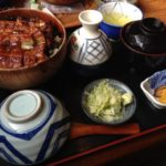 名古屋へ出張でひつまぶしとみそかつサンドを食べる-クローン病食事120402