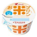 お米のプリン(フジッコ)-クローン病 おやつ130213