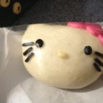 USJ ハローキティまん~チーズ&ポーク~-クローン病 食べ物130416