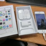 iphone5Sへ機種変更をした。