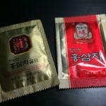 高麗人参(高麗紅参)を飲んでみる-クローン病 食事140316