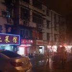 胖胖大酒楼(解放大道店)食べる-クローン病 中国出張140502