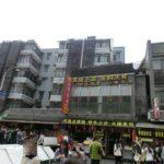 無謀!武漢長江大橋付近の屋台で食べ歩き-クローン病 無謀140504