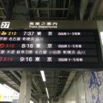 ほとんど絶食で東京へ出張-クローン病 絶食出張150302