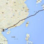 ベトナムはハノイへ行く(出国編)-クローン病 海外出張20150318