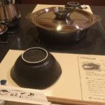 連休早々に焼きフグを食べる-大阪福島 あじ平150430