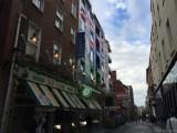 ダブリンの街